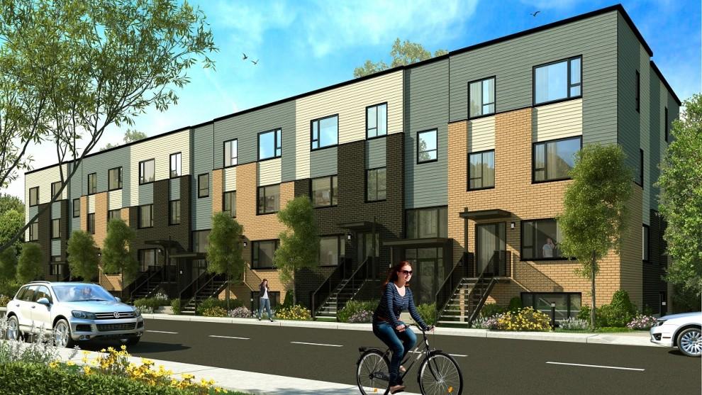 La SHDM lance Le Via3, un projet immobilier Accès Condos, dans l'arrondissement de Lachine