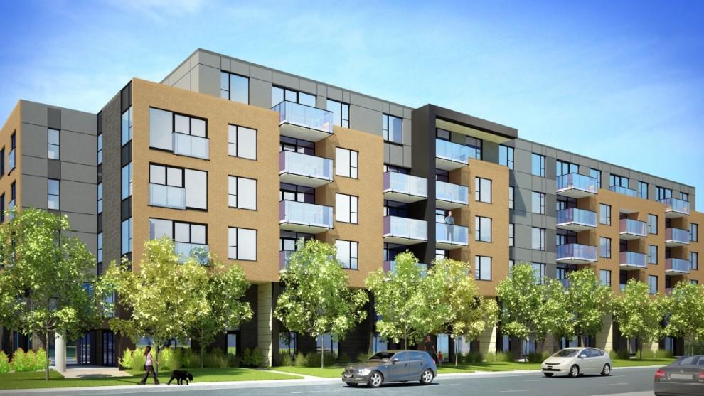 Lancement du projet résidentiel Le MN2 dans Montréal-Nord